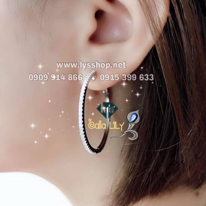 BÔNG CÒNG KC DẠNG HOOPS